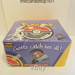 Pokemon Base Set 2 Booster Box, Factory sealed. WOTC 2000! +BONUS