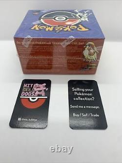Pokemon Base Set 2 Booster Box, Factory sealed. WOTC Box