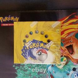 Pokemon Base Set Booster Box 1999 Factory Sealed! Read Description Please