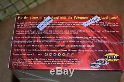Pokemon Base Set Booster Box Factory Sealed Green Wing on The Side One Country