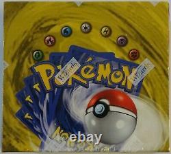 Pokemon Base Set Booster Box (GREEN WING CHARIZARD) 1999 FACTORY SEALED