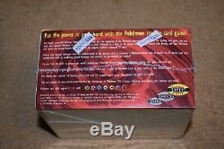 Pokemon Base Set Booster Box Green Wing on Side, Factory Sealed, One Country Code