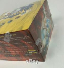 Pokemon Base Set Booster Box New (1999) Factory Sealed Excellent Condition