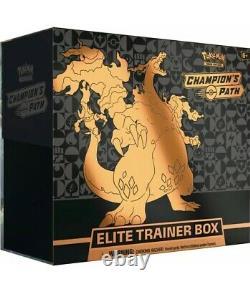 Pokemon Champions Path Elite Trainer Box ETB TCG Factory Sealed Ready To Ship