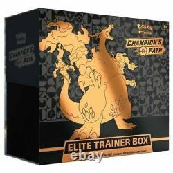 Pokemon Champions Path Elite Trainer Box TCG Factory Sealed