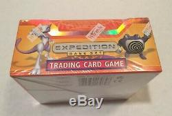Pokemon EX Expedition Base Set Factory Sealed Booster Box Nice Box