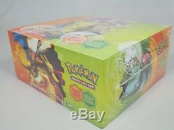 Pokemon EX Fire Red Leaf Green Booster Box Factory Sealed From Case Very Mint