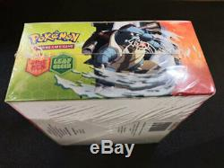 Pokemon EX Fire Red & Leaf Green FRLG Booster Pack Box FACTORY SEALED