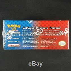 Pokemon EX Ruby & Sapphire Factory Sealed Booster Box (36 packs) English