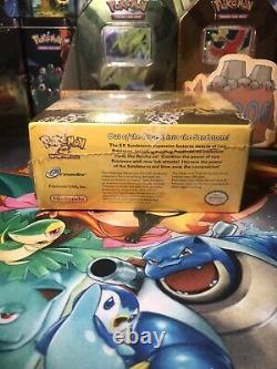 Pokemon Ex Sandstorm Booster Box Factory Sealed 2003