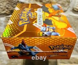 Pokemon Expedition Base Set E-Series Booster Box Factory Sealed Mint
