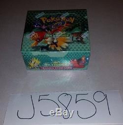Pokemon Factory Sealed Skyridge Booster Box 2003 Secret Charizard Free Shipping