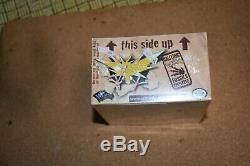 Pokemon Fossil 1st Edition Factory Sealed Booster Box