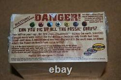 Pokemon Fossil 1st Edition Factory Sealed Booster Box Excellent ++ Acrylic Box
