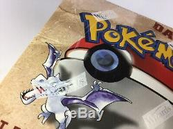 Pokemon Fossil 1st Edition New Factory Sealed Unopened Booster Box WOTC 1999