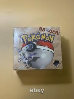 Pokemon Fossil Booster Box Factory Sealed With Acrylic Case