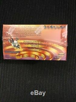 Pokemon Gym Heroes 1st Edition Factory Sealed Booster Box