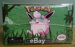 Pokemon JUNGLE Booster Box Factory SEALED 36 Packs Base. (SEE DESCRIPTION!)
