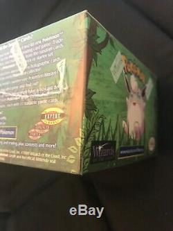 Pokemon Jungle 1st Edition Factory Sealed Booster Box