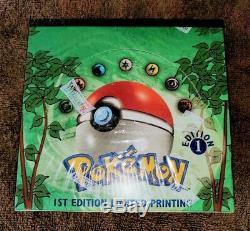 Pokémon Jungle 1st Edition Factory Sealed Booster Box Wizards WOTC