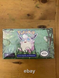 Pokemon Jungle Booster Box FACTORY SEALED Brand New WOTC