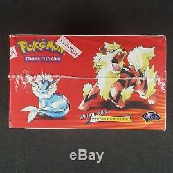 Pokemon Legendary Collection Booster Box English FACTORY SEALED WotC RARE