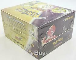 Pokemon Neo Destiny 1st Edition Booster Box A FACTORY SEALED INVESTMENT QUALITY