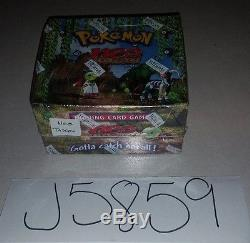 Pokemon Neo Discovery Booster Box Factory Sealed