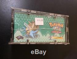 Pokémon SKYRIDGE Booster Box Factory Sealed LAST POKEMON SET PRINTED BY WOTC