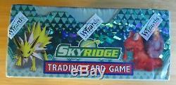 Pokemon SKYRIDGE New Factory Sealed Booster Box (36 packs) English 2003