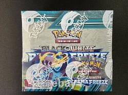 Pokemon TCG Black & White Plasma Freeze Booster Box! 36 Packs FACTORY SEALED