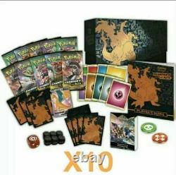 Pokemon TCG Champion's Path Elite Trainer Box Factory Sealed 10-Box Case