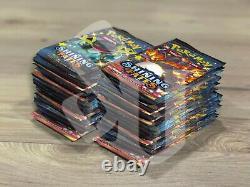 Pokemon TCG SHINING FATES 1/2 BOOSTER BOX 18 FACTORY SEALED Packs