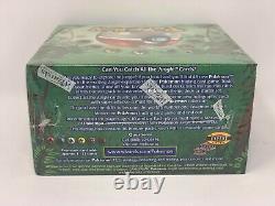 Pokemon TCG Unlimited JUNGLE Factory Sealed ENGLISH Booster Box (1999)