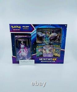 Pokemon TCG XY Evolutions Factory Sealed Mewtwo EX Challenge Box, Free Ship