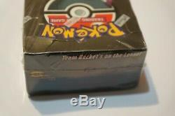 Pokemon Team Rocket 1st Edition Factory Sealed Booster Box