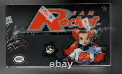 Pokemon Team Rocket Booster Box Sealed 36 Packs EXELLENT CONDITION FACTORYSEALED