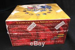 Pokemon Unlimited Base Set Booster Pack Box FACTORY SEALED