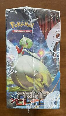 Pokemon XY Primal Clash Booster Box 36 Packs Brand New Factory Sealed