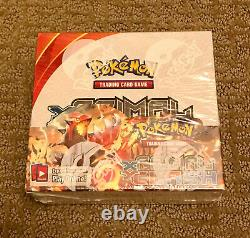 Pokemon XY primal clash Booster box factory sealed