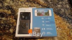 Ring Wi-Fi Smart Video Doorbell Venetian Bronze BRAND NEW, factory sealed box