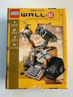 SIGNED LEGO Wall-E 21303 Disney Pixar Robot Authentic Lego NewithFactory Sealed