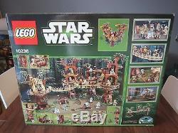 STAR WARS LEGO UCS 10236 EWOK VILLAGE NEW FACTORY SEALED BOX CHRISTMAS GIFT