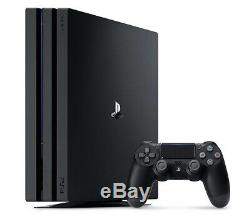 Sony PlayStation Pro 4 1TB Black Console Sealed in Factory Box! CUH-7015B PS4
