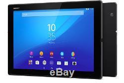 Sony Xperia Z4 32GB Black, Wi-Fi + 4G (Factory Sealed Box and Unlocked)
