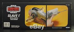 The Vintage Collection Boba Fett's Slave I Factory Sealed Mailer Box Star Wars