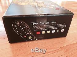 TiVo Roamio Plus with Lifetime Service! Factory sealed box! 1TB, 6 tuners! NIB