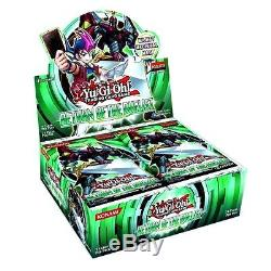 YUGIOH RETURN OF THE DUELIST BOOSTER BOX 1ST EDITION REDU ENGLISH FACTORY SEALED