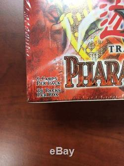 Yu-Gi-Oh Pharaoh's Servant PSV Factory Sealed Booster Box(36 Packs US & Canada)