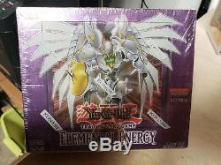 Yu-gi-oh! Elemental Energy 1st Edition Booster Box Konami Factory Sealed